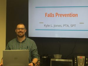 Kyle fall prevention
